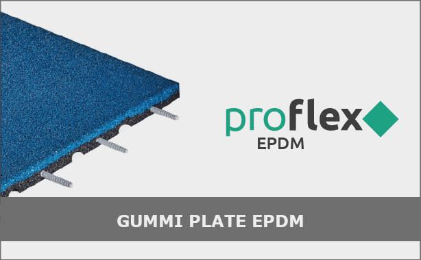 proflex gummi plate epdm