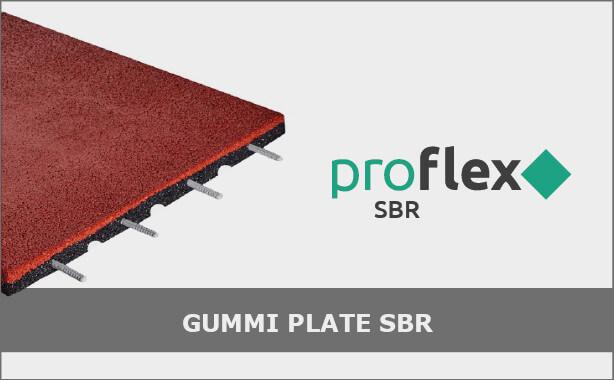 proflex gummi plate sbr